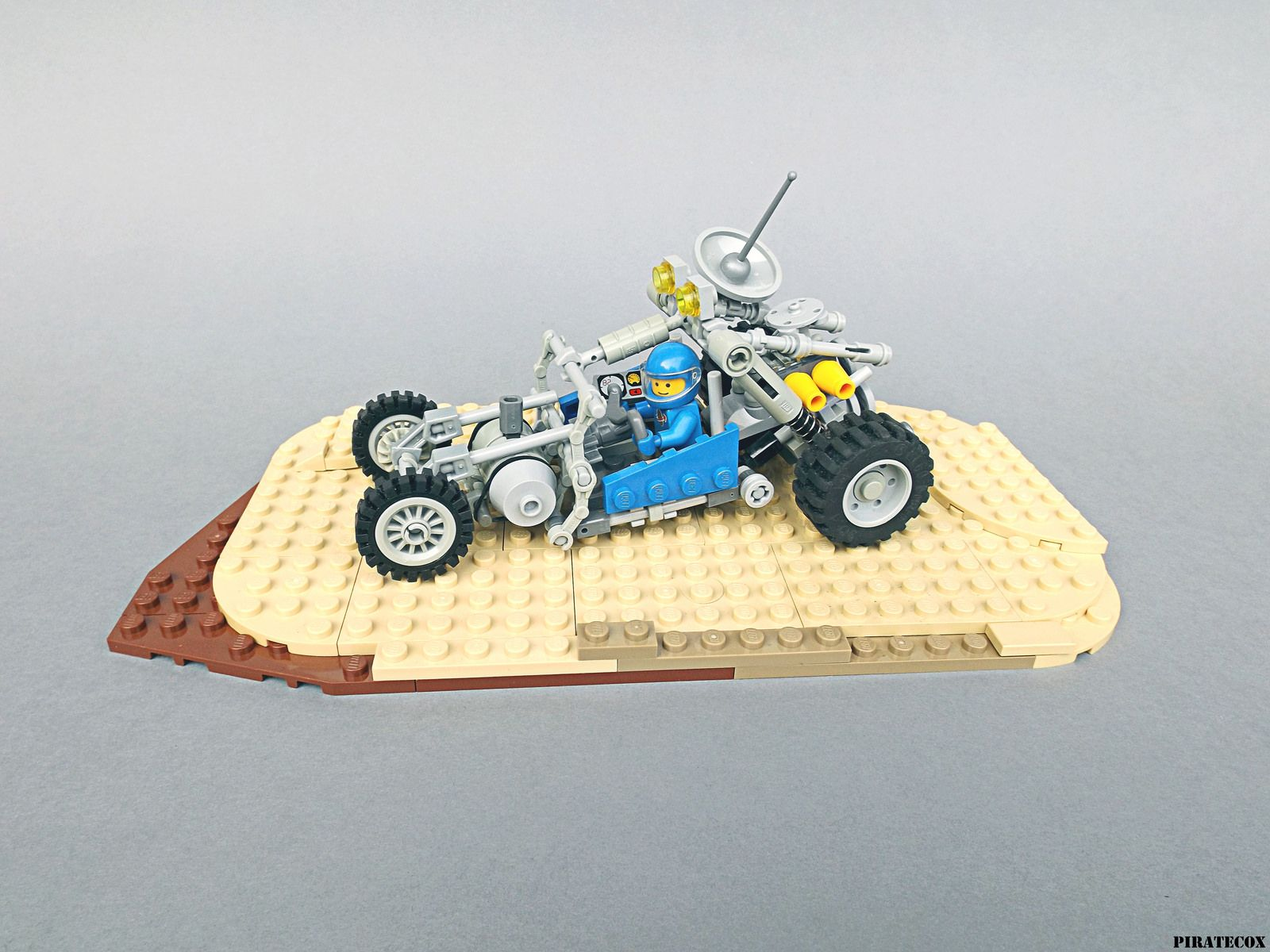Space exploration vehicle #LEGO #Space