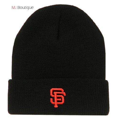 9f341fa7835 MLB San Francisco Giants Long Knit Beanie