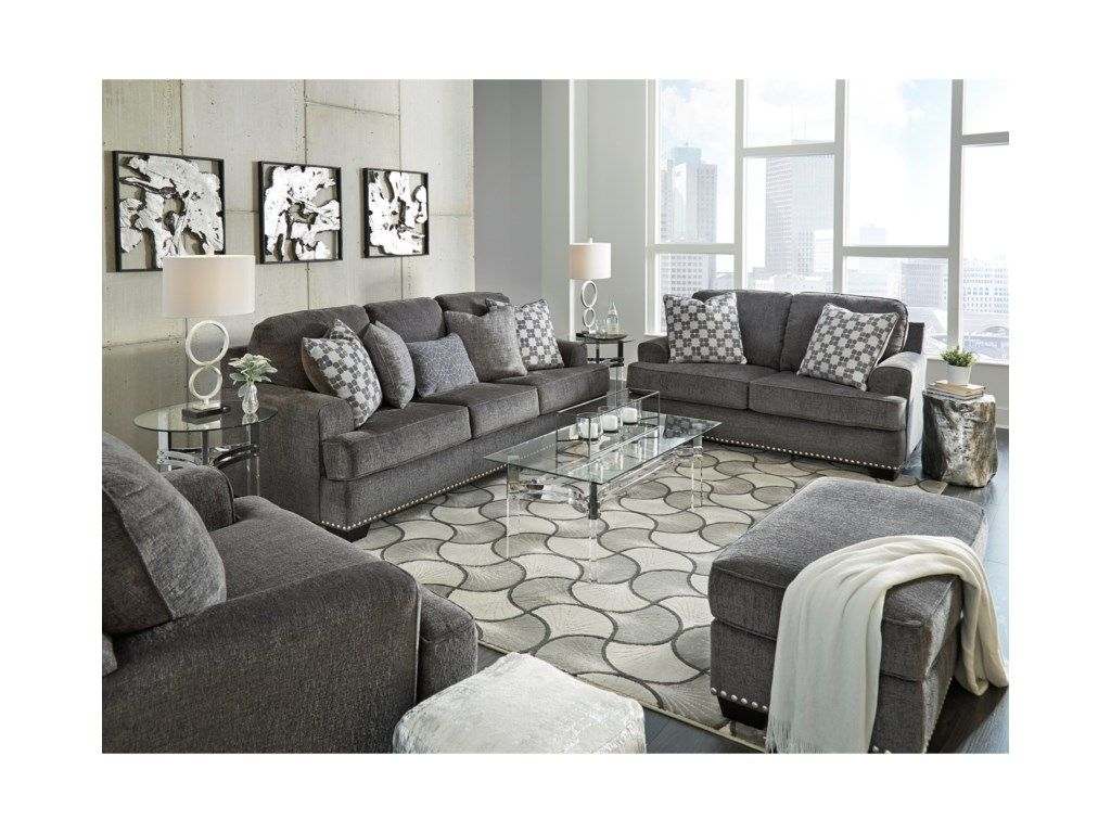 Locklin Stationary Living Room Group By Benchcraft By Ashley