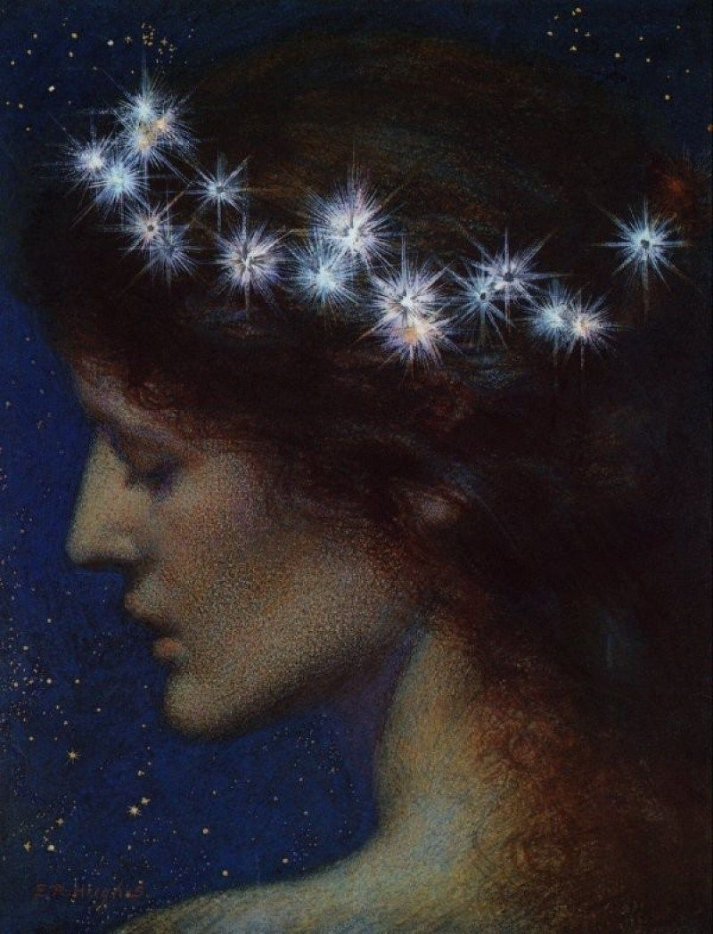 Edward Robert Hughes RWS (5 November 1851 - 23 April 1914) was an British painter who worked prominently in watercolours.