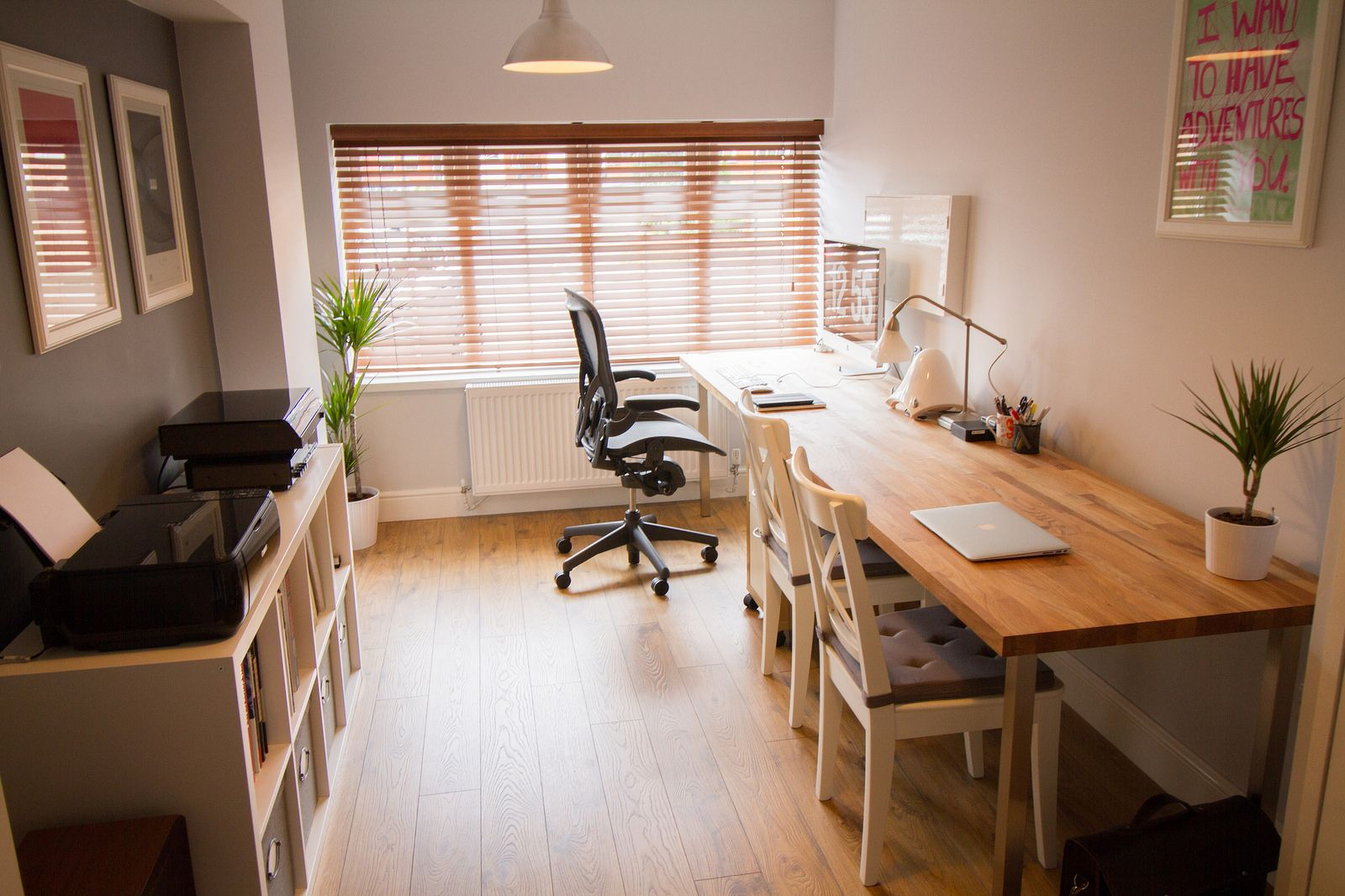 garage converted to office. After\u2026 Home Office Garage Conversion | By Simon Wiffen Converted To E