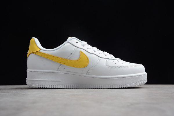 nike air Force 2 svart och gult