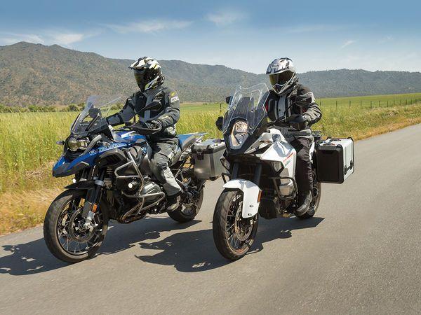 Comparison Bmw R1200gs Adventure Vs Ktm 1290 Super Adventure
