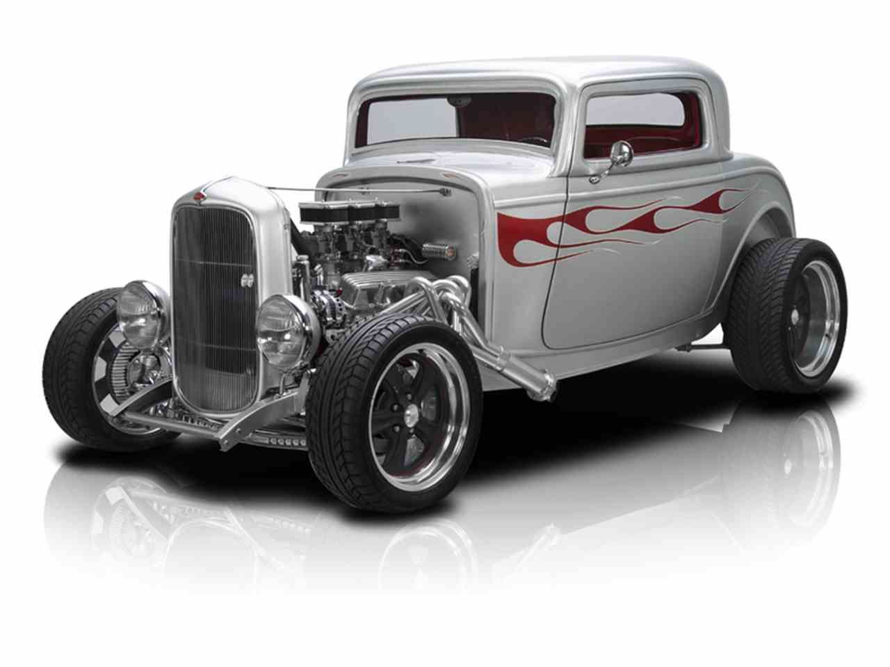 Image result for 32 ford coupe hot rod | HOT RODS | Pinterest | 32 ...