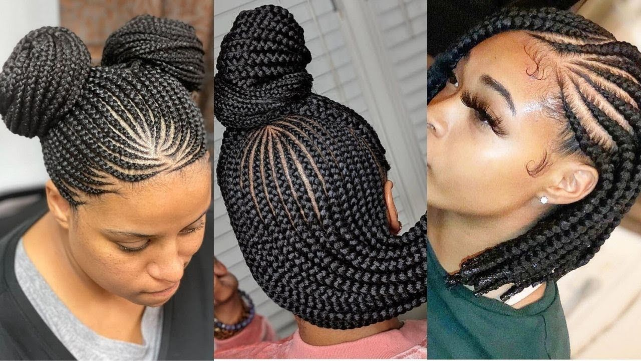 2020 African Braids Hairstyles Amazing Styles That Will Rock Your World African Braids Hairstyles Hair Styles Cool Braid Hairstyles