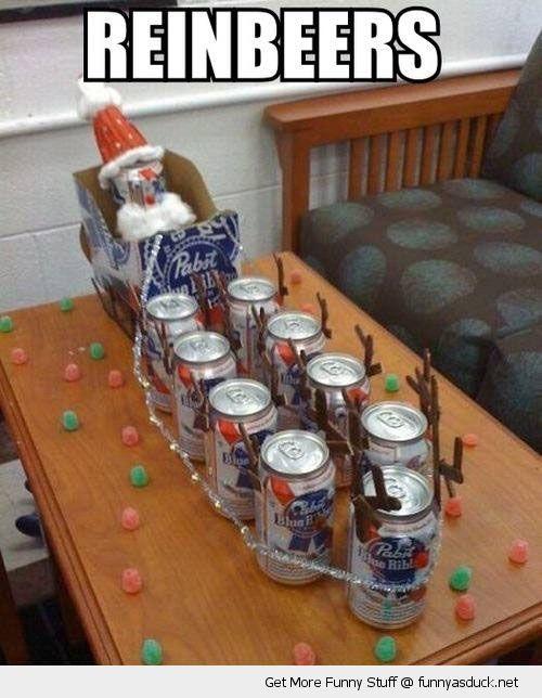 Redneck Christmas present!