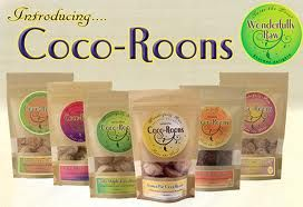 "http://cocoroons.cloudwaysapps.com/ ~ ""These are yummy and Organic!"" RB :)"