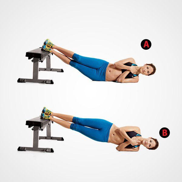 Stability Ball Instead Of Bench: 5 Abs Moves You're Not Doing—But Should Be
