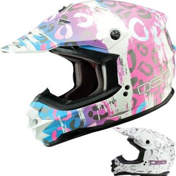 Gmax Dsg Gm76x Leopard Womens Snowmobile Helmets Snowmobile Helmets Helmet Snowmobile