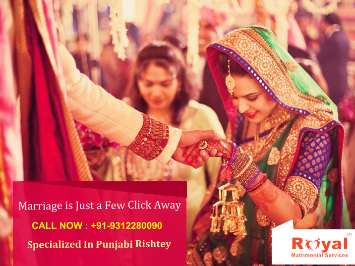Pin by Royal Matrimonial Service on Punjabi Rishtey