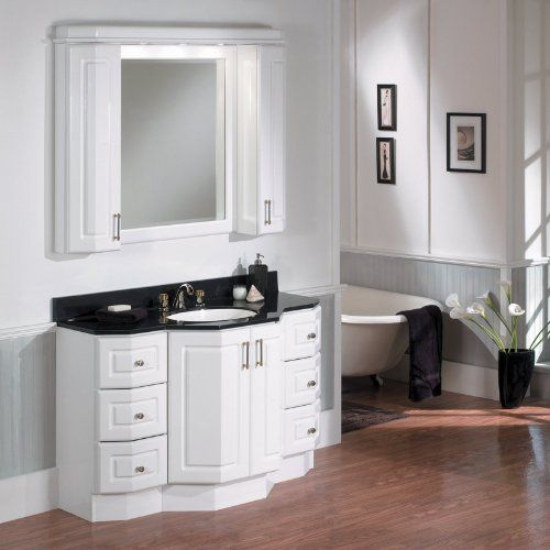 Pic On Magickwoods Royal Plus in Single Bathroom Vanity Set by Magickwoods