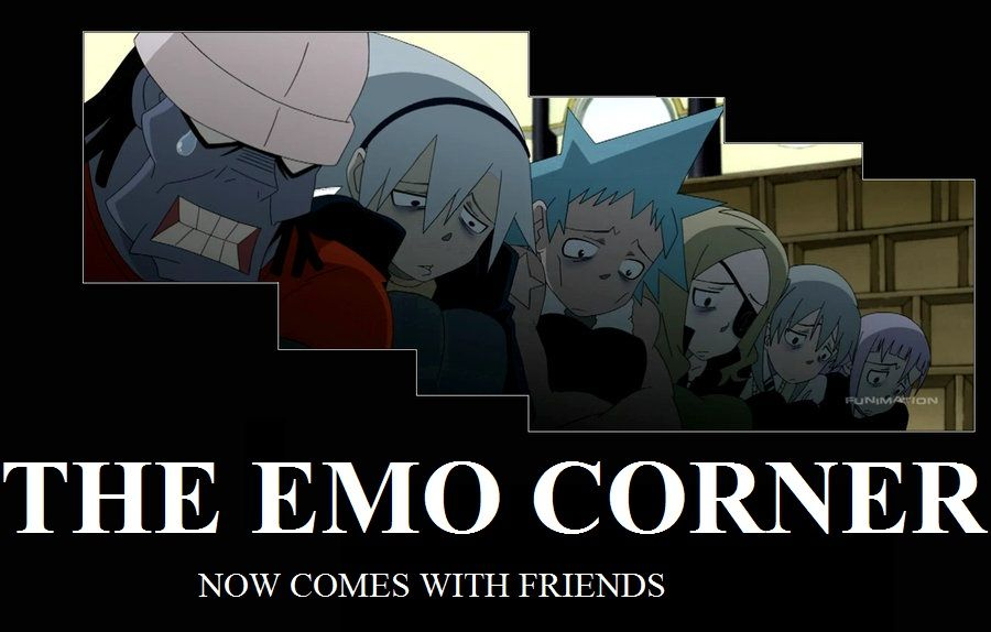 Soul eater maka and crona become friends before dating