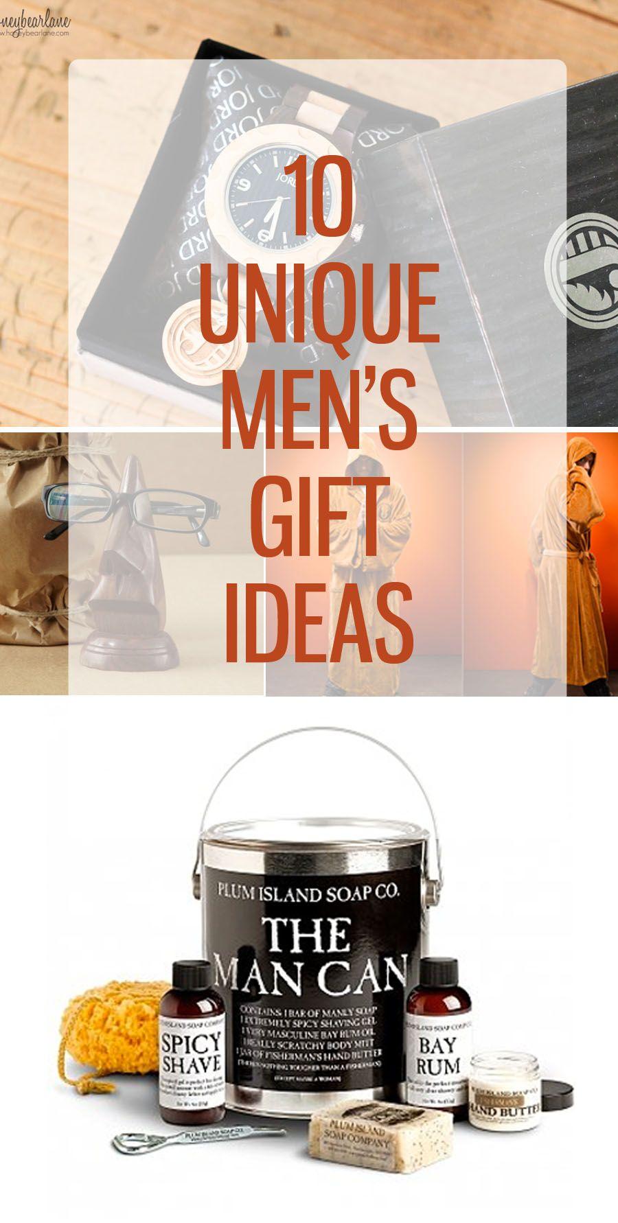 2cfaa8fd57661 10 Unique Mens Gift Ideas