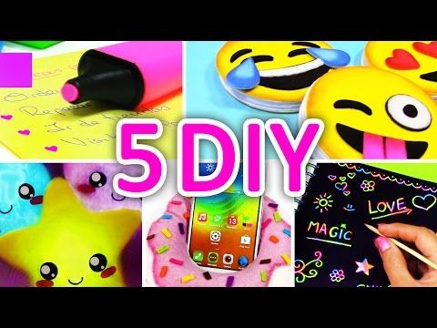5 Minute Crafts To Do When You Re Bored 5 Quick And Easy Diy