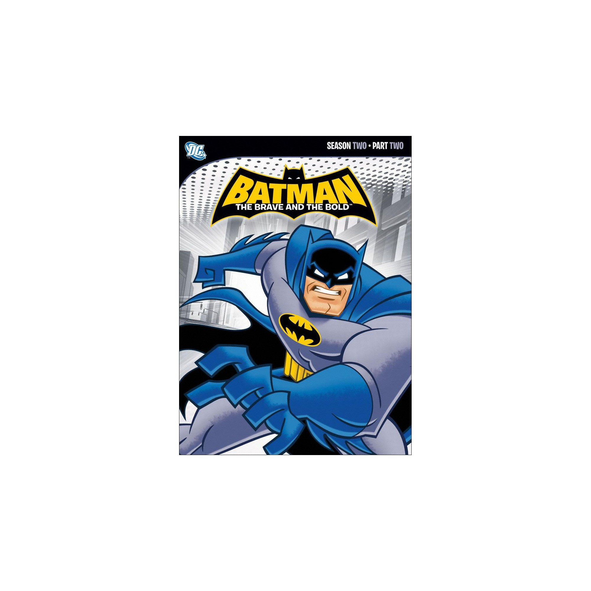 Batman The Brave The Bold Season 2 Part 2 Dvd With Images