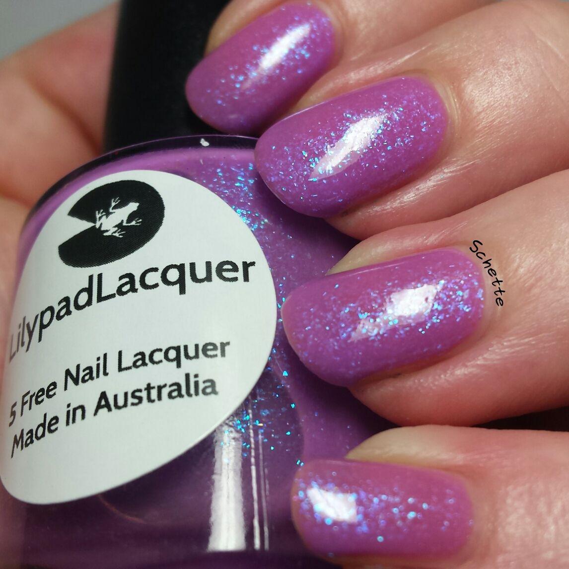 Lilypad Lacquer - Lilac Diamonds   Lilypad   Pinterest   Lilacs and ...