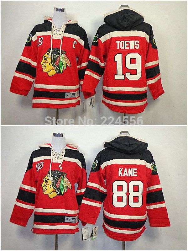 Jonathan Toews · Find More Sports Jerseys Information about Youth Hoodie Chicago  Blackhawks  88 Patrick kane  19 9b1eee763