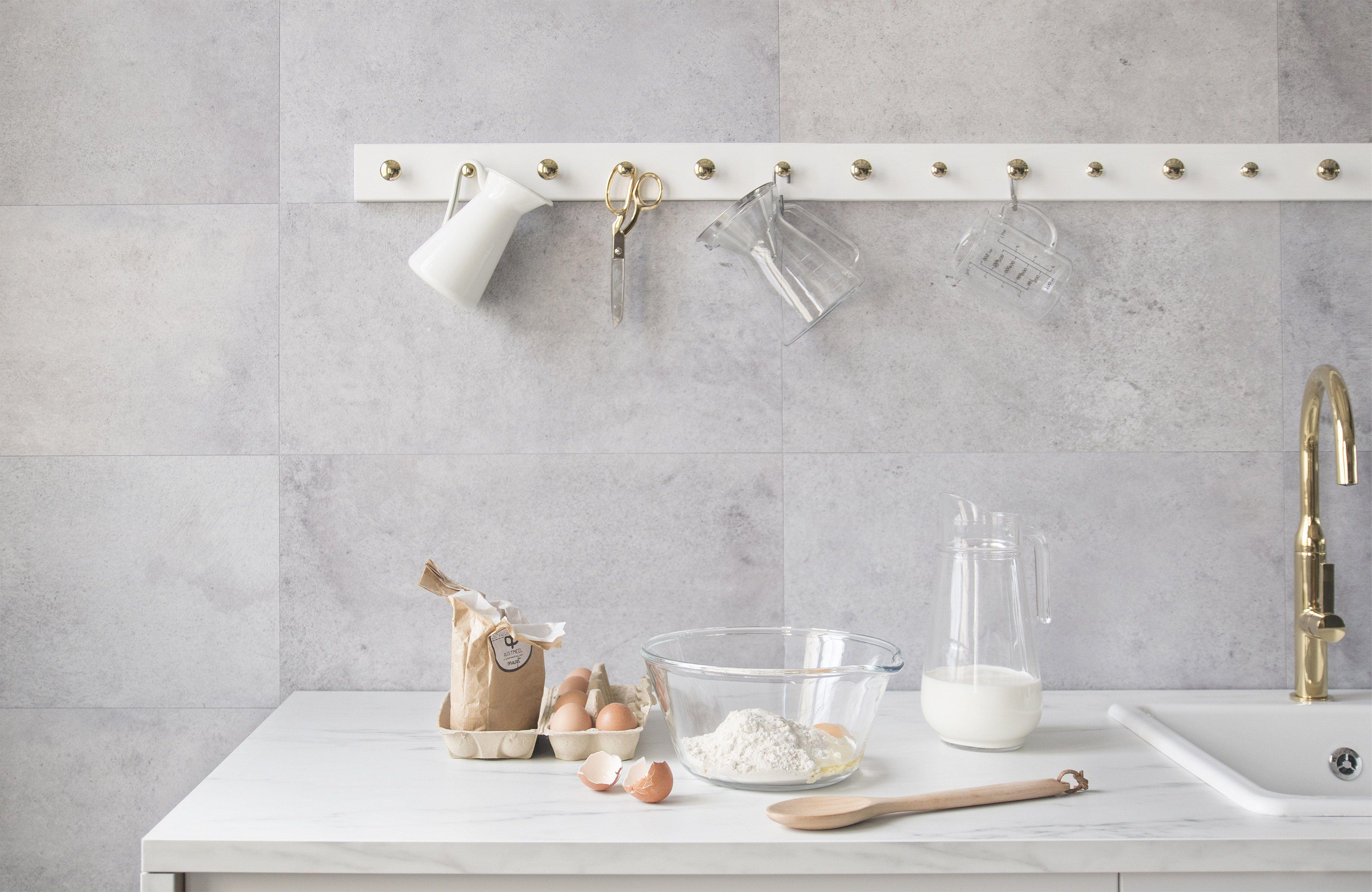 HÄggeby deur wit in keukens ikea