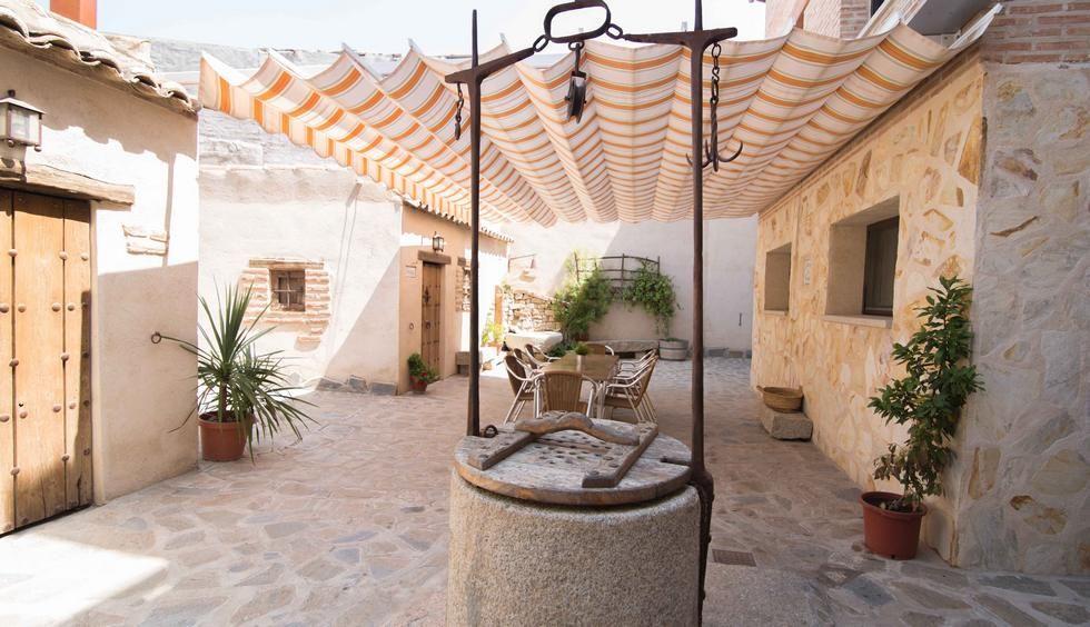 Toledo Casa Para Fiestas Y Celebraciones En Toledo Alojamiento Rural Casas Para Fiestas Decoracion De Exteriores