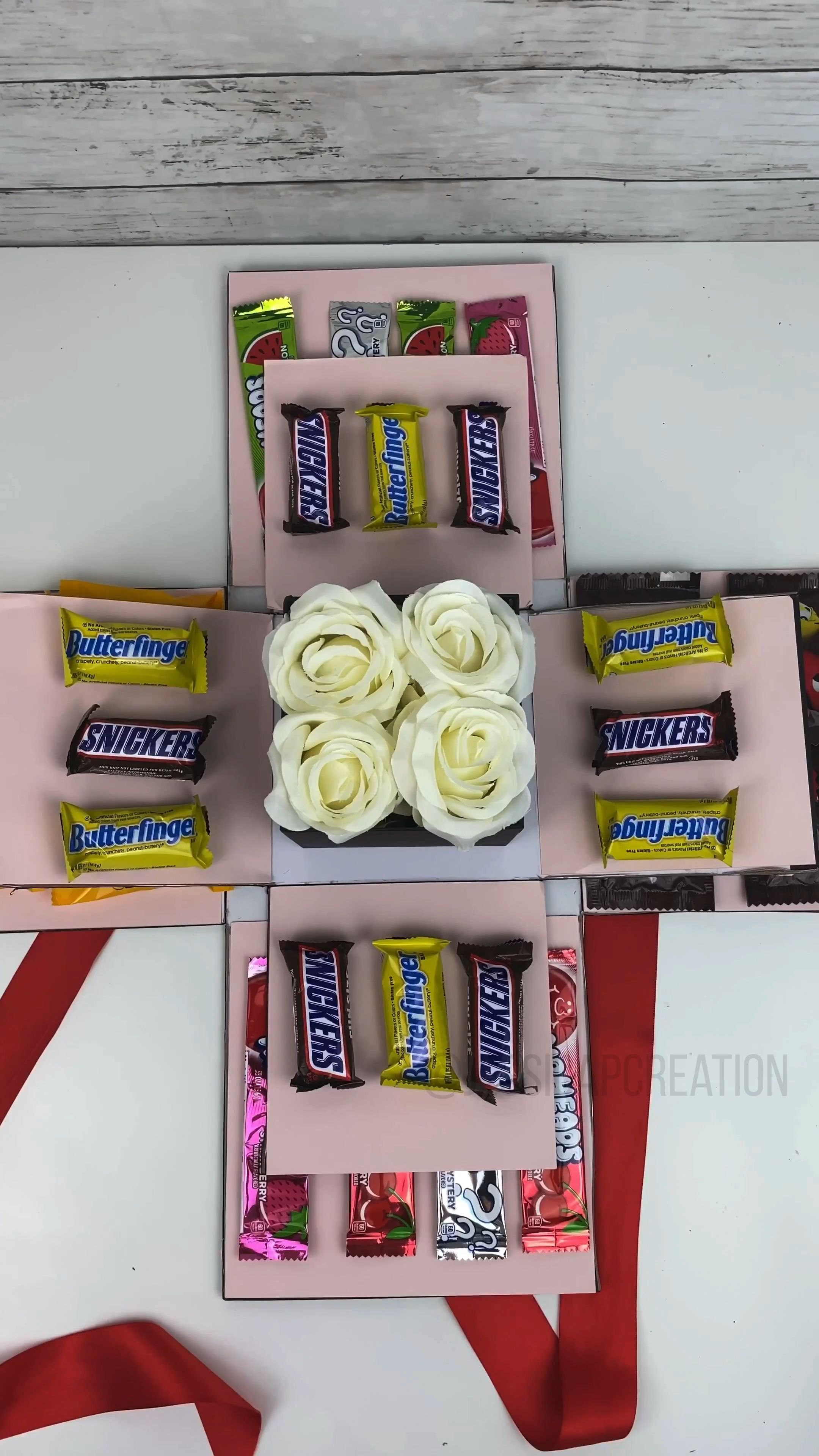 Photo of Candy Explosion Box! Super easy tutorial!