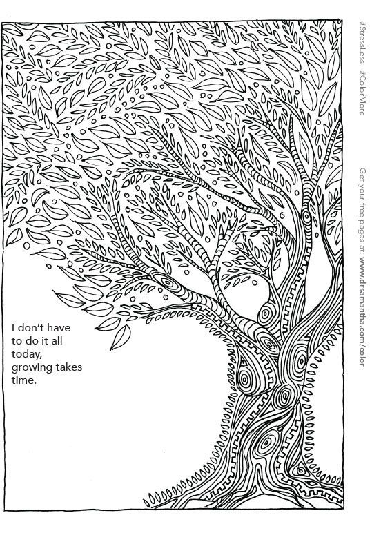 Why Adult Coloring is Good For Stress | Self Care Ideas | Pinterest ...
