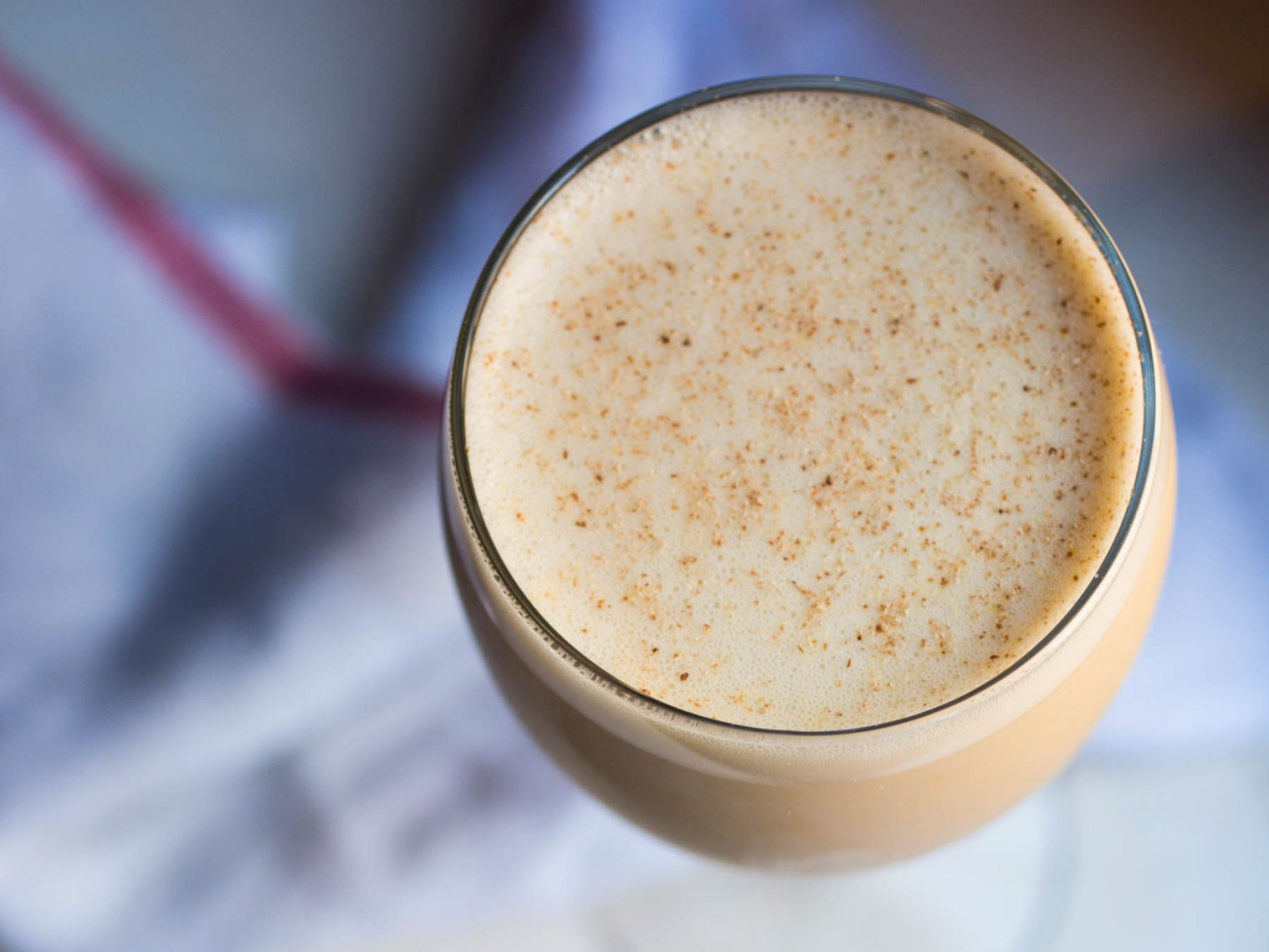 Baltimore eggnog recipe recipes foods and drink forumfinder Choice Image