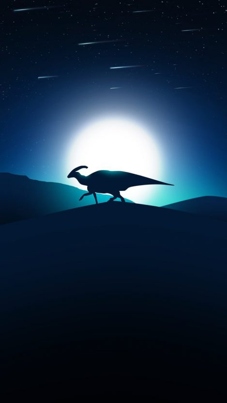 Dinosaur iPhone Wallpaper Free GetintoPik in 2020