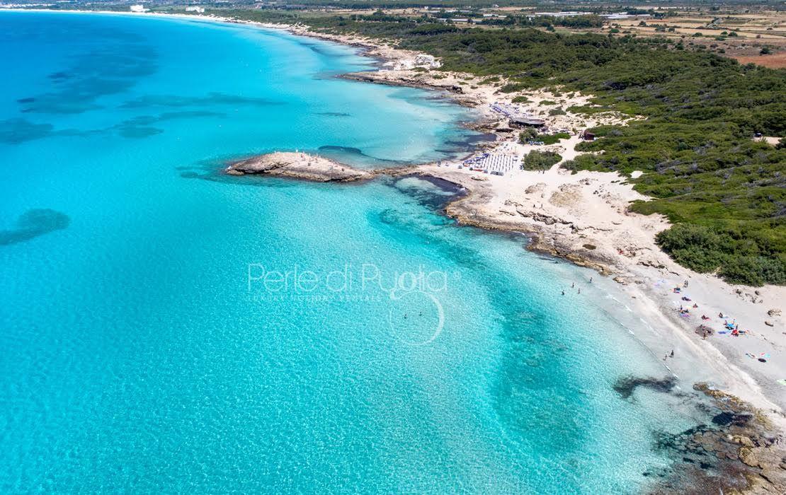 Punta della Suina tra le più belle località di Gallipoli