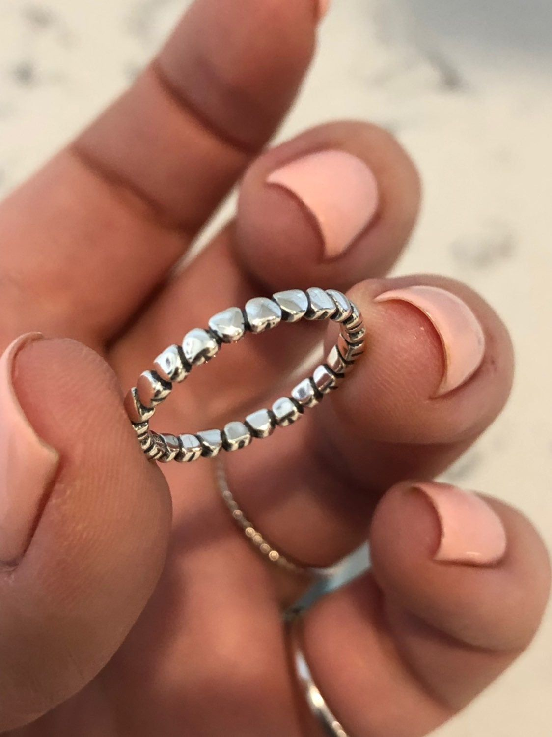 Will Sterling Silver Turn My Finger Green : sterling, silver, finger, green, Brand, New//, Price, Firm!!, Solid, Sterling, Silver, Finger, Green, Rust), 6,7,8, Avail…, Rings,, Silver,