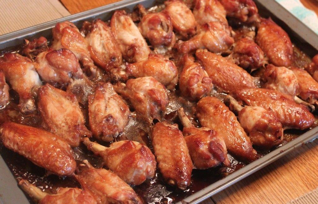 Easy, Delicious Marinated Chicken Wings Recipe