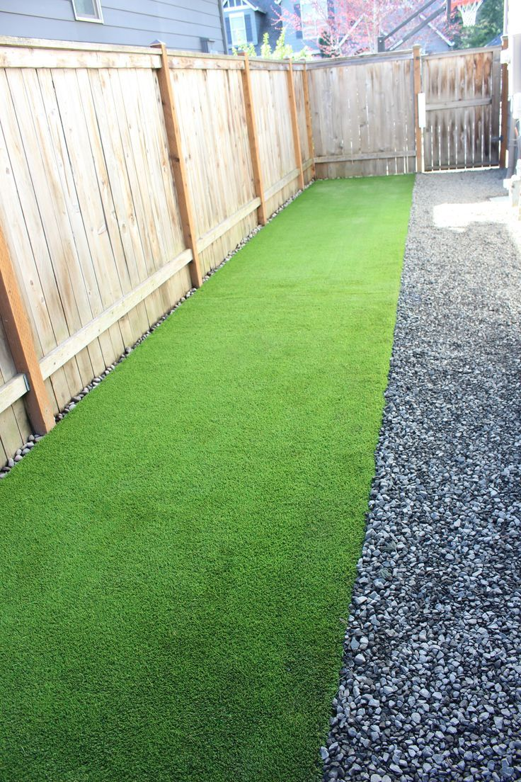 Synthetic Turf Dog run (With images) | Outdoor dog runs ...