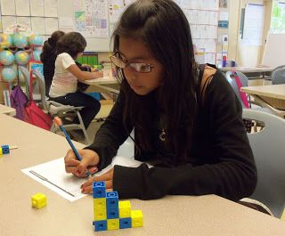 Measurement  Solve Volume Riddles Using Snap Cubes And Isometric