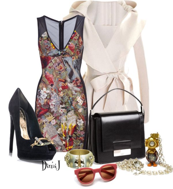 """""""CESAR ARELLANES"""" by dimij on Polyvore"""