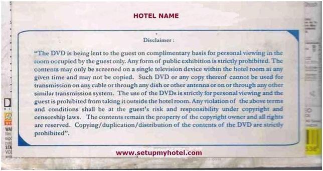 Front Desk Dvd Rental Movie On Rent Disclaimer Hotels Confirmation Letter Resume Words Cover Letter For Resume