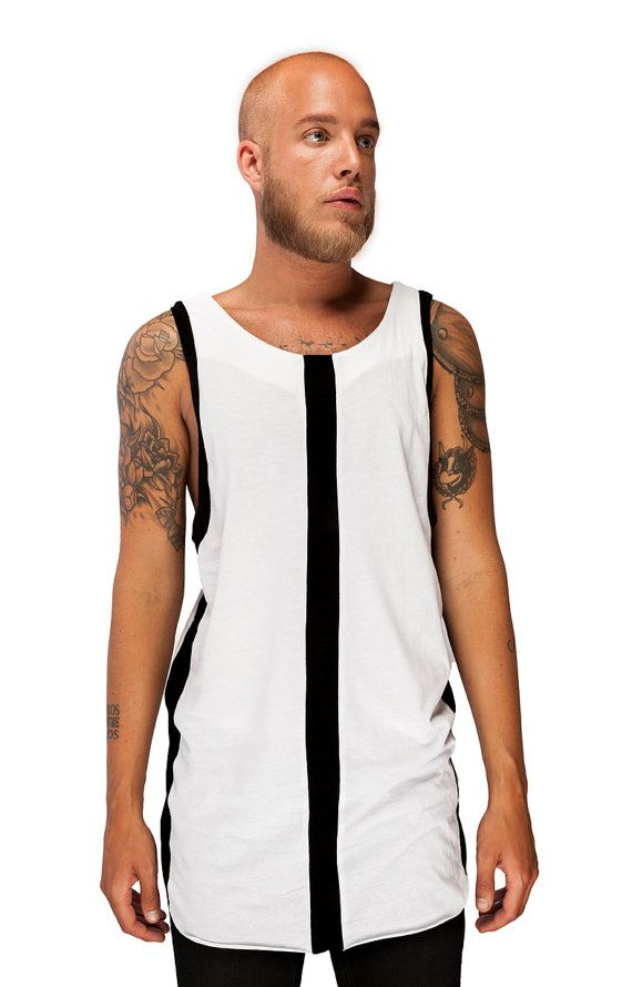 Tank Top, Unisex white tank top, White Tank ,Basketball Tank top, Minimalist clothing, Unisex Fashion, Tank for Men and Woman