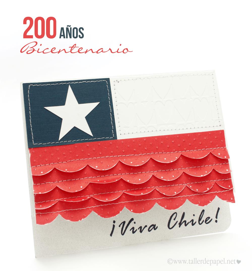 Una Tarjeta Para Decir Viva Chile Viva Mi Tierra