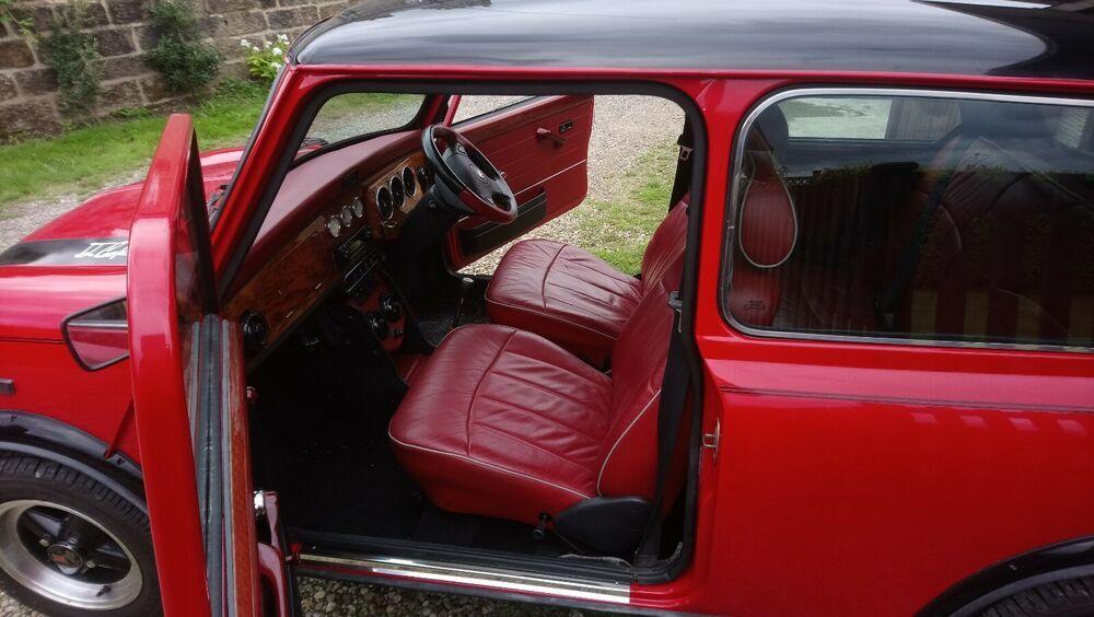 Ad Rover Mini Cooper 2000 Mini Interior Rover Mini Cooper