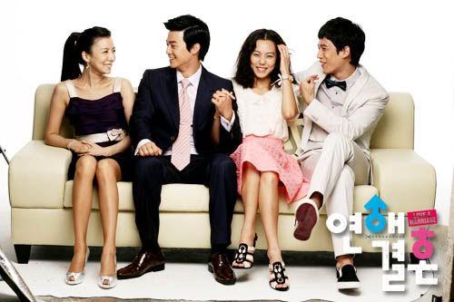 Love Marriage Episode 1 Dramabeans Korean Drama Recaps Love