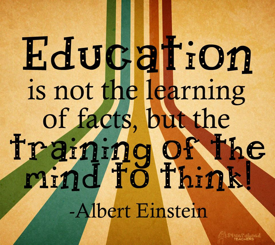 Food for Thought (With images) Education quotes