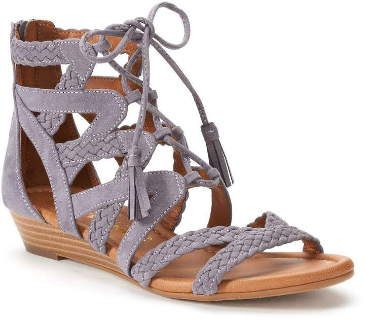 12230c070 Sonoma Goods For Life SONOMA Goods for Life Sally Women s Gladiator Sandals