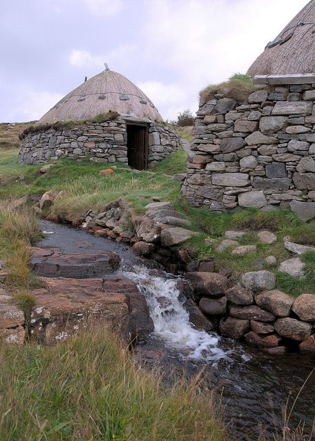 Iron age mill