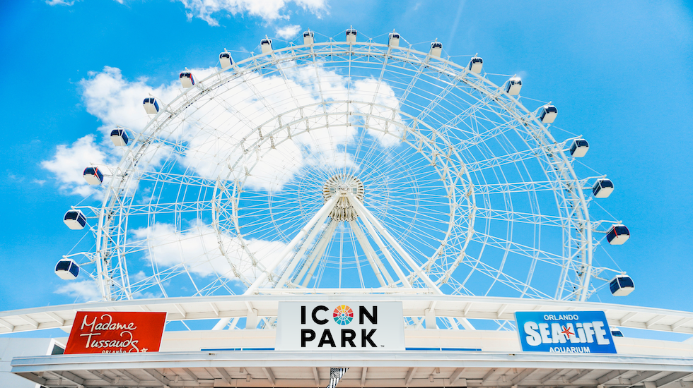 Icon Orlando now renamed as The Wheel at Icon Park Icon
