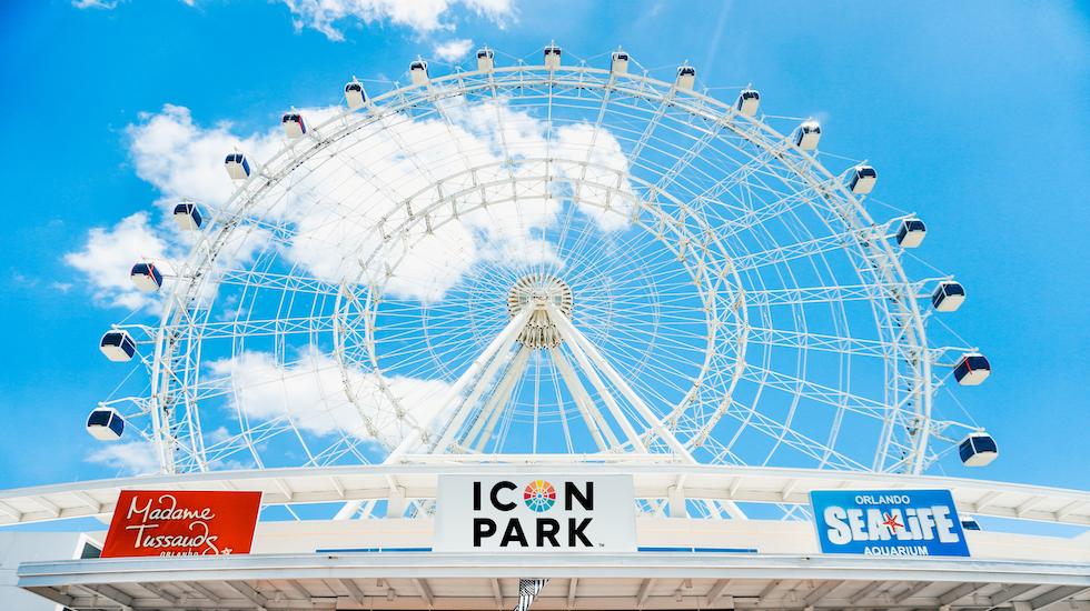 Icon Orlando now renamed as The Wheel at Icon Park Icon