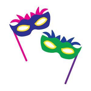 free masquerade party clip art ideas pinterest masquerade rh pinterest com au
