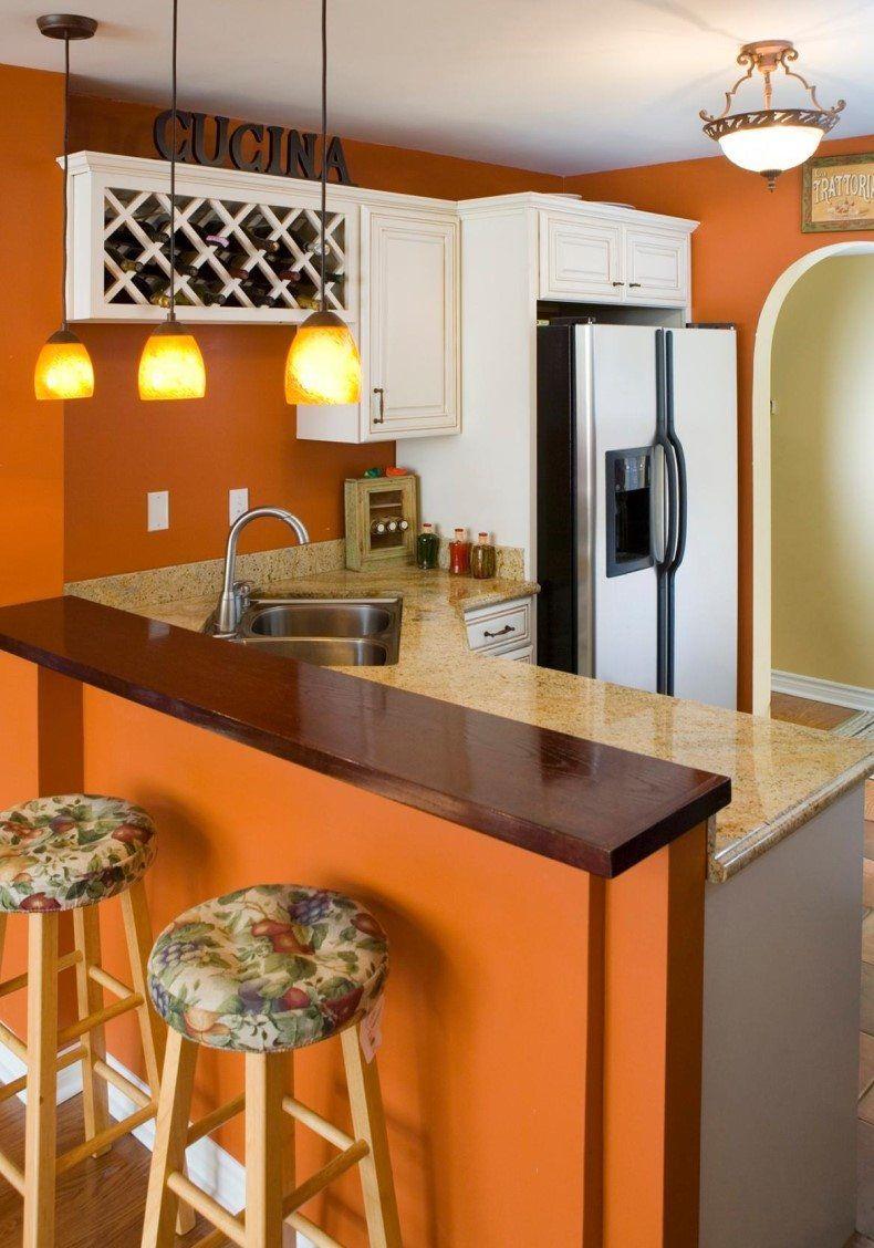 Orange Kitchen Paint Ideas | Dining furniture | Orange ... on bright kitchen color ideas, small kitchen design ideas, kitchen painting and decorating ideas, orange kitchen accent color, vinyl kitchen flooring ideas, orange kitchen wall ideas, mexican style kitchen design ideas,