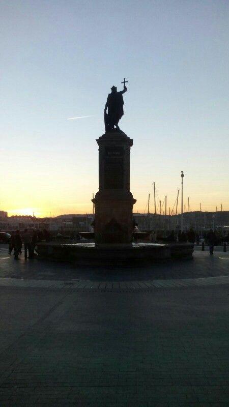 Gijón.