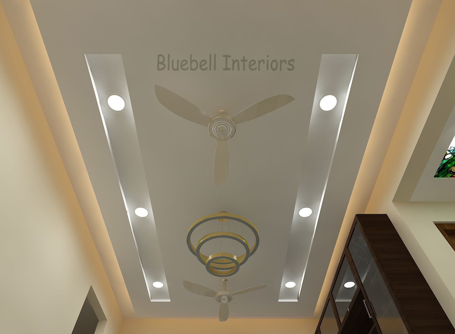Idea by Shipra Agarwal on Living room interiors | Ceiling ...