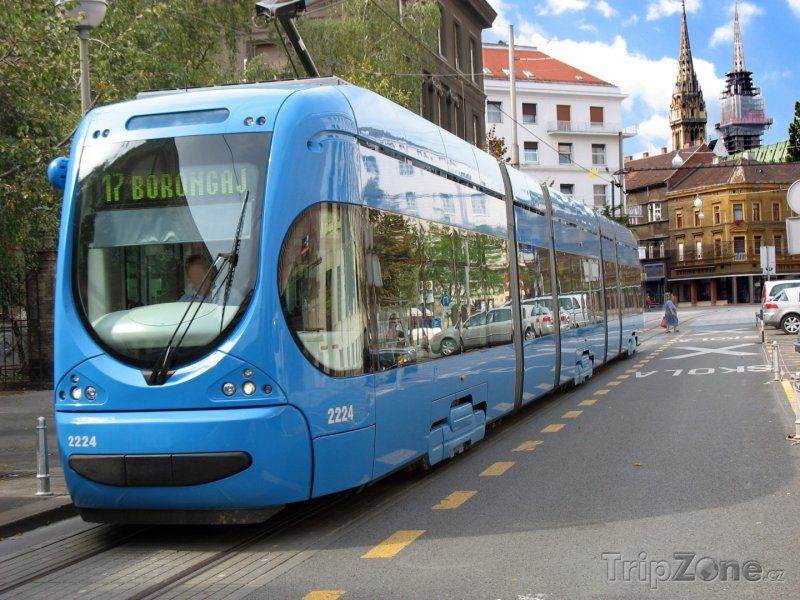 Pin By Kanthaiah On Tram Zagreb Electric Train Train