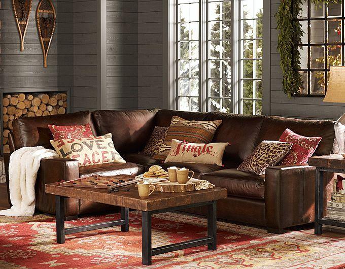 Tis Autumn Living Room Fall Decor Ideas: Interior Inspirations - Autumn Decor Ideas