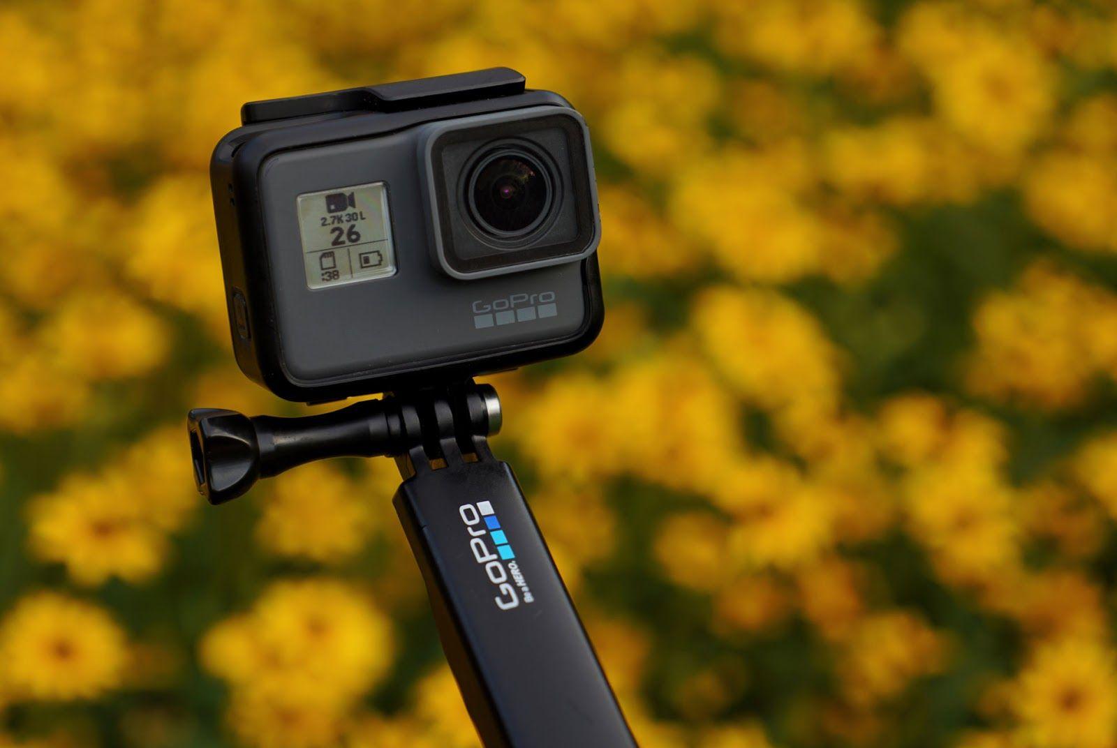 Action Camera GoPro Terbaik Tahun 2018 Gopro, Kamera